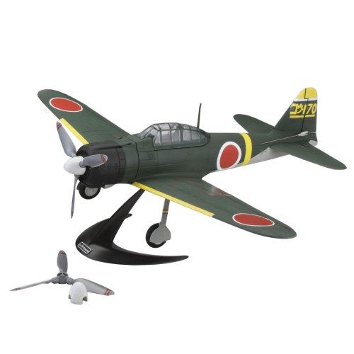 エアリウム ゼロ戦21型 VE29 PIP グリーン 10953G