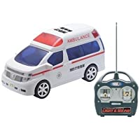 R/C ミニサウンド エルグランド救急車