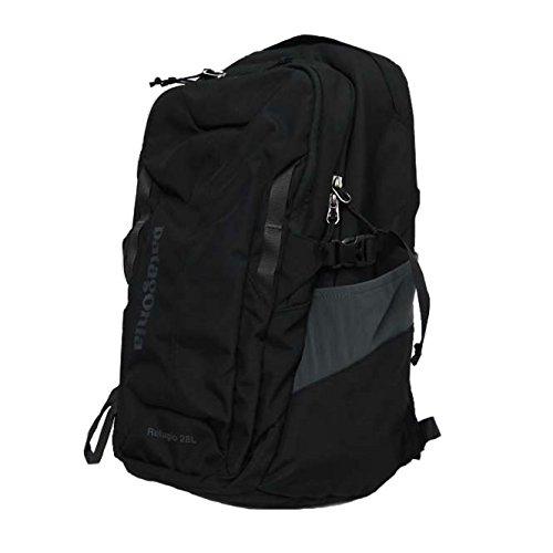 (パタゴニア)PATAGONIA バックパック 47911/REFUGIO PACK 28L(レフュジオパック) BLK ブラック [並行輸入品]