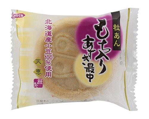 天恵製菓 もち入りあずき最中 1コ×8個