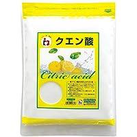 無水クエン酸 950g 食用 純度99.5%以上 [食品添加物グレード]