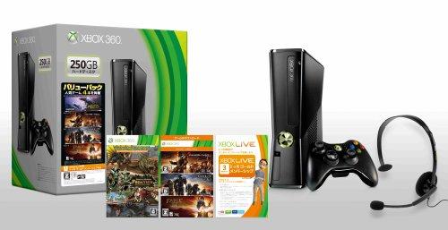 XBOX360ハード Xbox360本体 250GB バリューパック