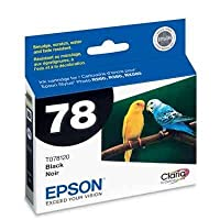 Epson Epson R260/r360/rx580 Standard Cap Black Black Ink Cartridge For Artisan 50 Printer by Epson [並行輸入品]