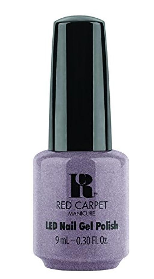 ジャングルケープ藤色Red Carpet Manicure - LED Nail Gel Polish - One of a Kind - 0.3oz / 9ml