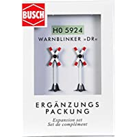 Busch 5924 2 Crossing Blinkers Dr Ho信号スケールモデル信号