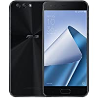 ASUS Zenfone 4 5.5 ZE554KL (SIMフリー 6GB 64GB 台湾版) (ブラック) [並行輸入品]