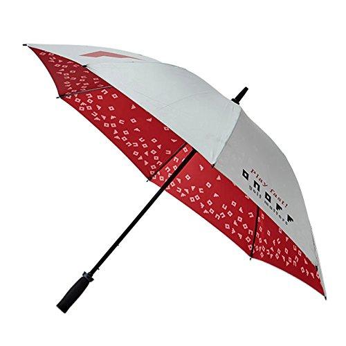 GLOBERIDE(グローブライド) ゴルフ傘 ONOFF 傘 ユニ OU0117-08 SIL シルバー