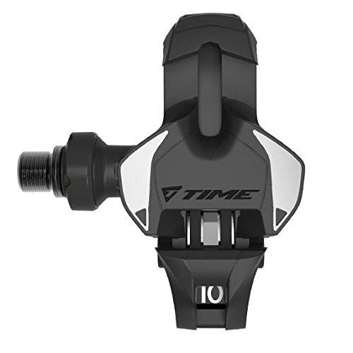 TIME(タイム) ビンディング ペダル 自転車 ロードバイク 軽量 XPRO 10 Carbon 重量:115g/片側 T2GR003