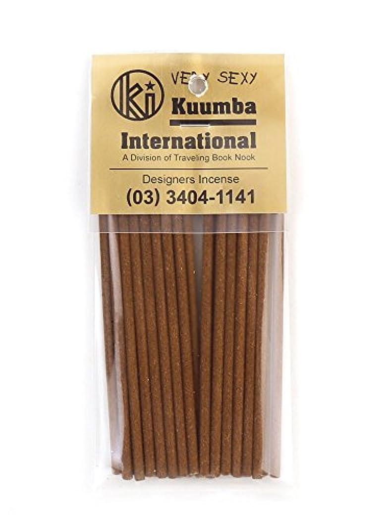 そよ風垂直手順(クンバ) Kuumbaスティックインセンスお香ミニサイズC(28本入り)MINI-INCENSE?358