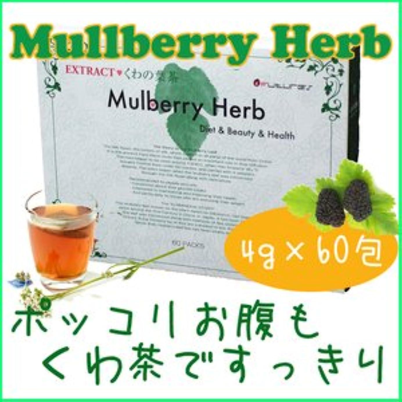 同情運命的なケープ桑の葉茶(クワの葉茶) 4g×60包