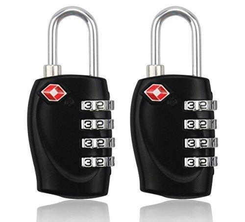BlueBeach [2個組] TSA ロック 鍵 トラベル...