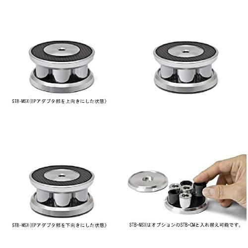 Oyaide record stabilizer OYAIDE STB-MSX New from Japan F//S w//Tracking#