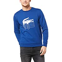 Lacoste Men's Outline Croc Crewneck Sweat
