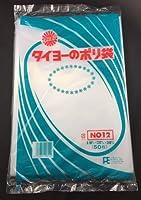 【ポリ袋】 中川製袋化工 タイヨーのポリ袋 0.08 No.12 2000枚