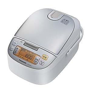 パナソニック 5.5合 炊飯器 IH式 シャンパンホワイト SR-HC105-W