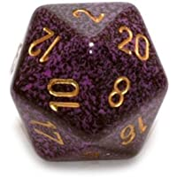Jumbo d20 Counter - Speckled 34mm Dice: Hurricane by Chessex