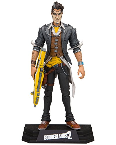Mc Farlane - Figurine Borderlands 2 - Handsome Jack Color Tops 18cm - 0787926146837