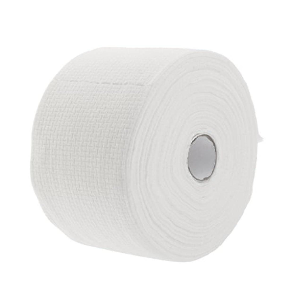 反対する死の顎ピアロール式 使い捨て 洗顔タオル 使い捨てタオル 30M コットン 繊維 メイクリムーバー 快適 - #1
