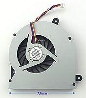 FidgetGear 東芝V000220360 UDQFLZP04D1N CPUの冷却ファンのための元の新しい