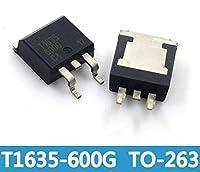 20pcs / lot T1635-600Gトライアック600V 16A 35MA D2PAK