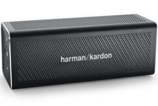 Harman Kardon ONE Bluetoothスピーカー ポータブル/ワイヤレス対応/通話可能 ブラック HKONEBLKJP  【国内正規品】