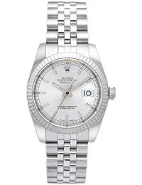 (ロレックス) ROLEX 腕時計 デイトジャスト 178274 シルバー バー ボーイズ [並行輸入品]