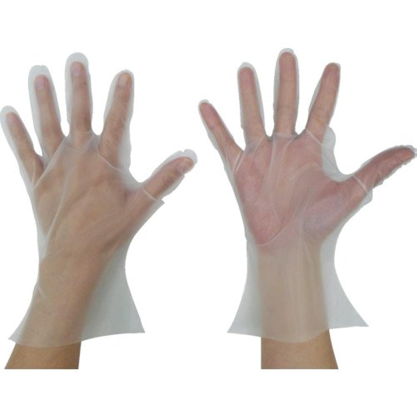 政策値する女性東京パック S-HYBRIDグローブマイジャストL 半透明(入数:200枚) HMJ-L