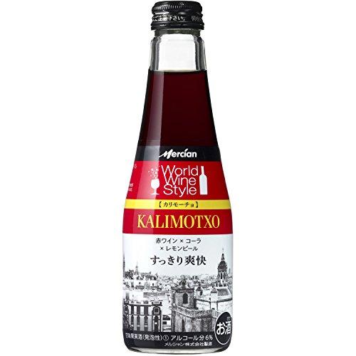 ワールドワインスタイル カリモーチョ 250ml×24本