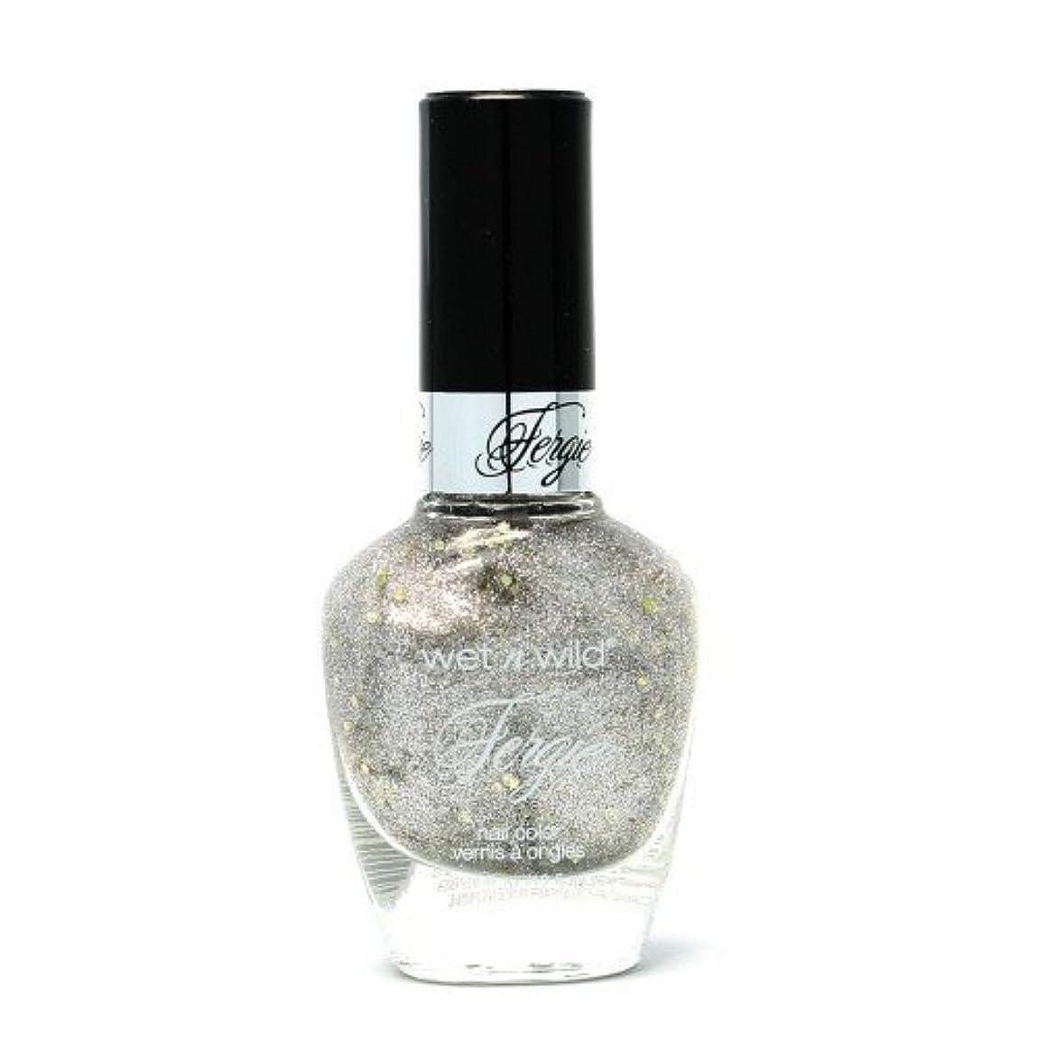 冊子ファンクリームWET N WILD Fergie Heavy Metal Nail Polish - Titanium Crush (DC) (並行輸入品)