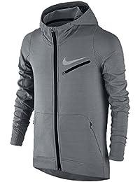 (ナイキ) Nike KD Therma Hyperelite Full-Zip Hoodie ボーイズ?子供 パーカー?トレーナー [並行輸入品]