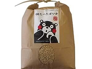 30年度産 九州産 熊本産 発芽玄米 無農薬 3kg