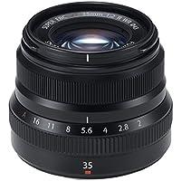 FUJIFILM 単焦点標準レンズ XF35mmF2R WR B ブラック