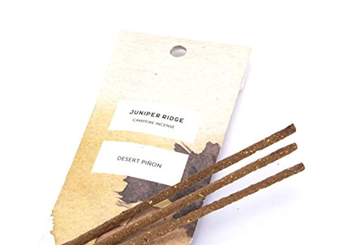 膨らみより良いメッセージJuniper Ridge Desert Pinon Incense