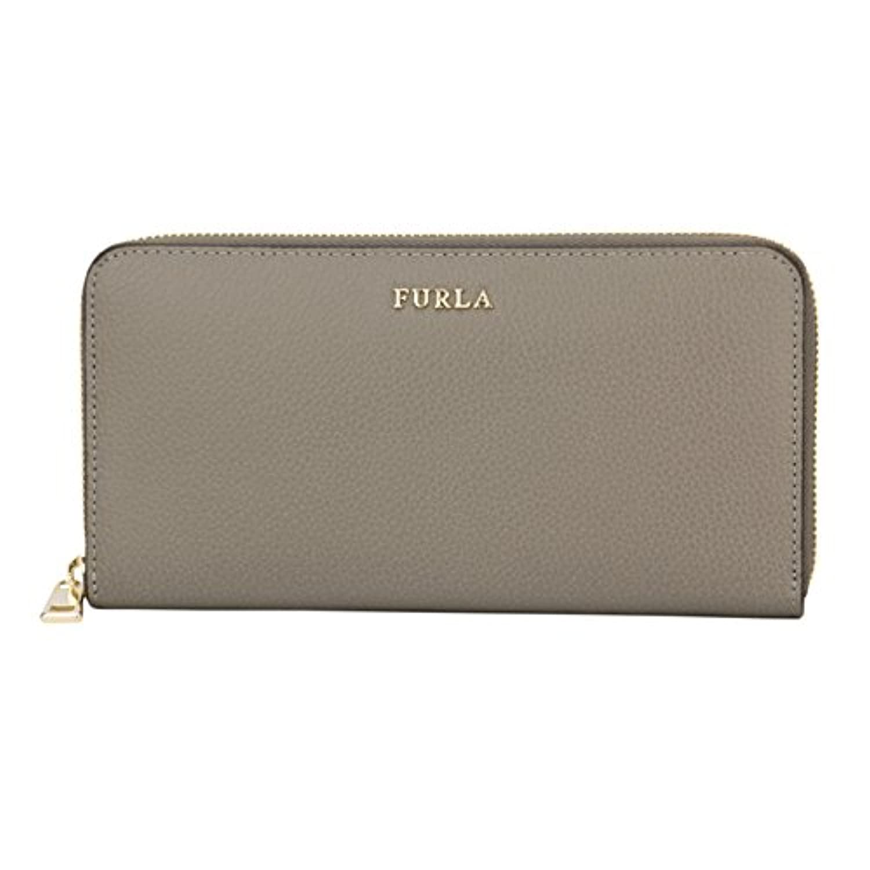 フルラ(FURLA) 長財布(ラウンドファスナー) PR82 VTO 903014 バビロン グレー系 [並行輸入品]