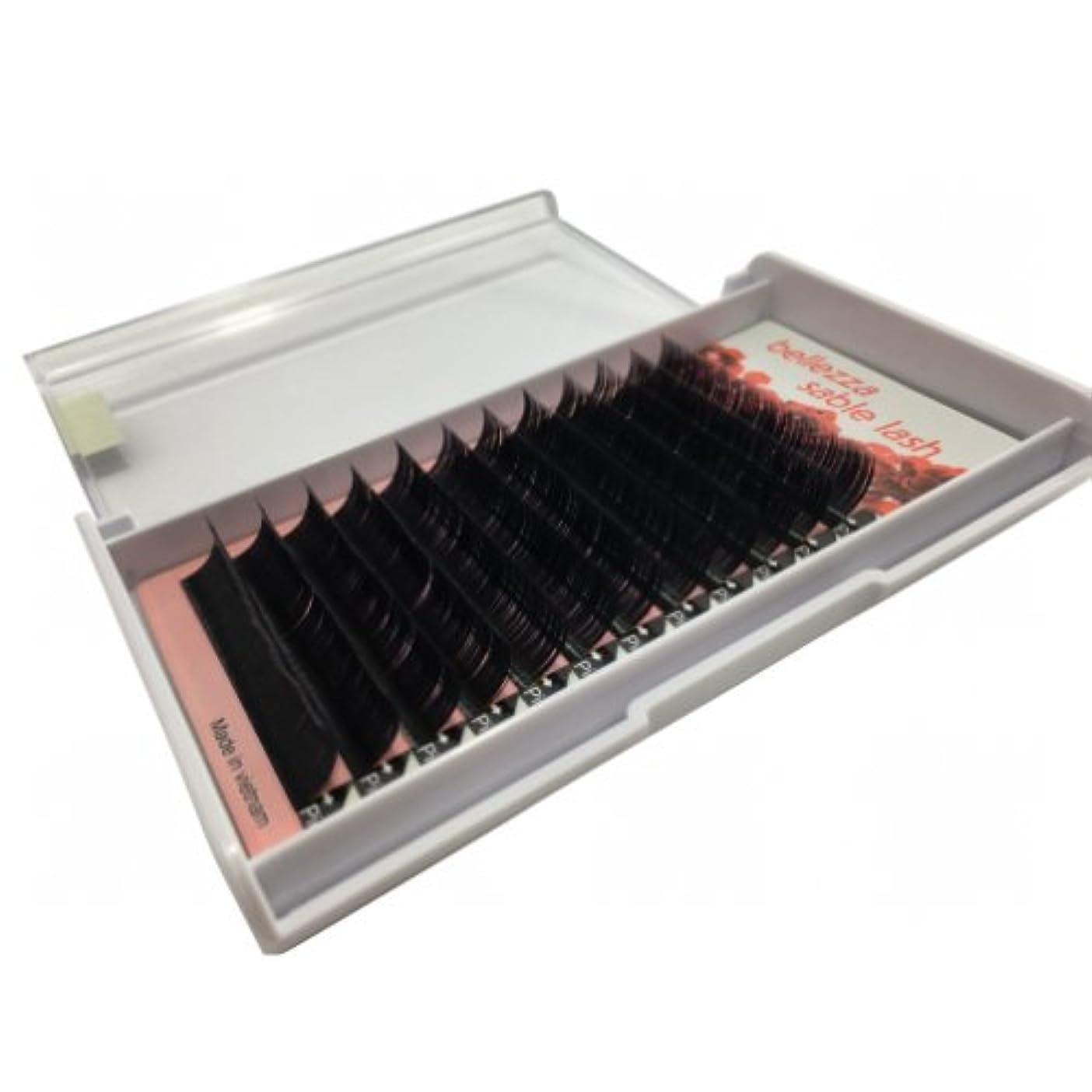 ふさわしい箱デコレーションボリュームラッシュ増量タイプ0.06mm CCカール (15mm)