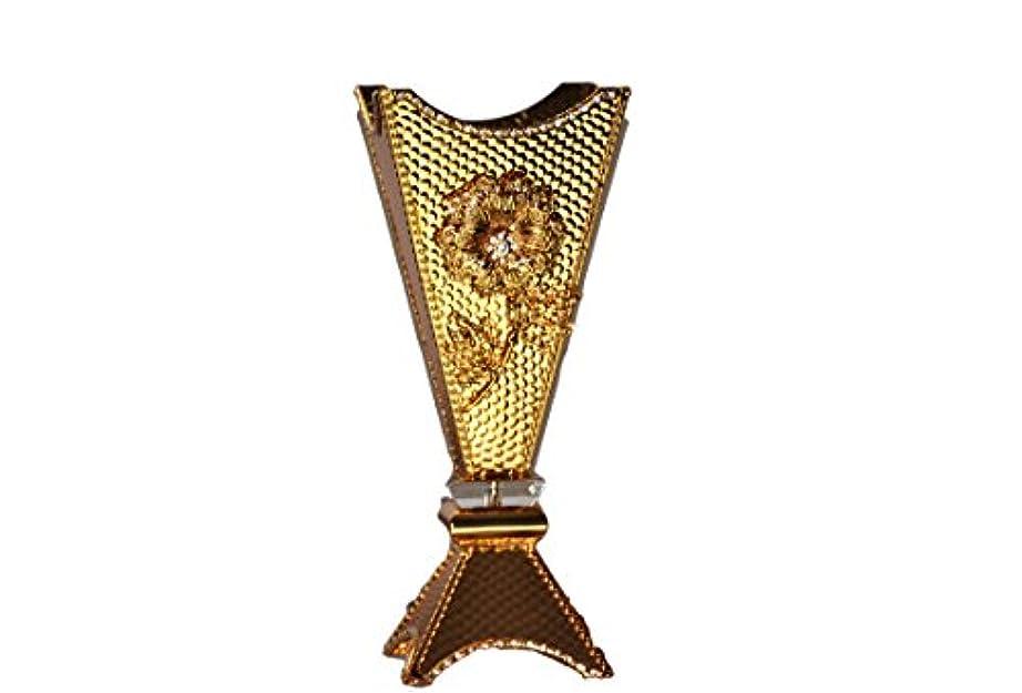 耕す地平線懐疑論Arabia Incense / bakhoor Burner ( Mabkhara ) – Oud Burner、メタル、トレイ内側14インチトール 14 inc.