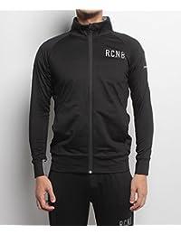 (ナンバー) Number ウォームストレッチスタンドジャケット L ブラック/杢チャコール