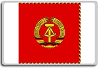 President Of State Council (1960-1990), Historic Flags of Germany fridge magnet - 蜀キ阡オ蠎ォ逕ィ繝槭げ繝阪ャ繝