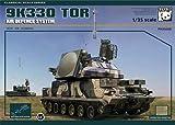 パンダホビー 1/35 ソブエト 9K330 トール 短距離防空 ミサイルシステム プラモデル PNH35008