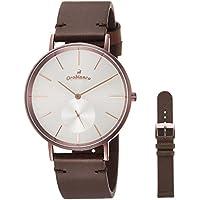 [オロビアンコ] 腕時計 TIME-ORA 特別価格 センプリチタス OR-0061-11 正規輸入品 ブラウン