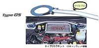 CUSCO クスコ TypeOS オーバルシャフトストラットバー カムリ ACV30 フロント用 ストラットタワーバー(913 540 A)