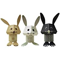 Papertoy Paper Animals - The Carrot Crew