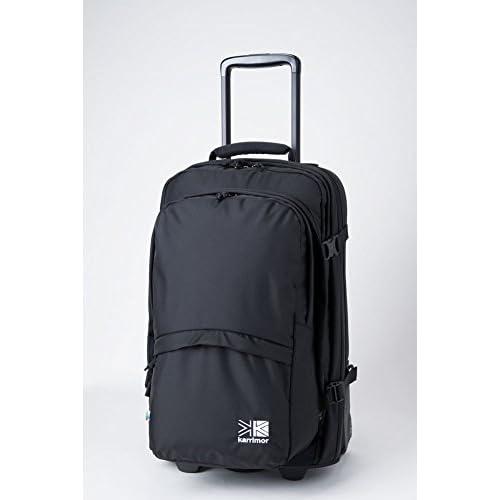 (カリマー) karrimor airport pro 40 ブラック キャリーバッグ エアポート プロ 40リットル スーツケース 黒 Black
