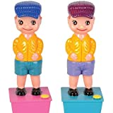 "HOWBOUTDIS 7.5"" Squirt Wee Boy (2 Pack) The Classic Gag Toy"