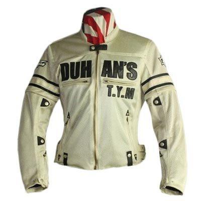 DUHAN(ドゥーハン) バイクジャケット ライディングジャ...