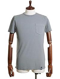Drumohr ドルモア [春夏] Tシャツ 半袖 アイスコットン スムース ポケット付き