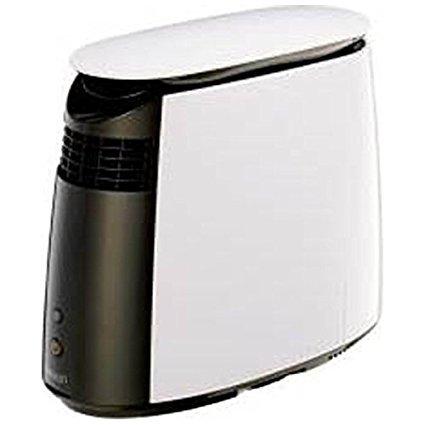 オムロン パーソナル保湿機 スチーム式 加湿器 HSH-101-W ホワイト