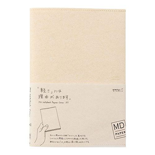ミドリ ノート MDノートカバー A5 紙 49841006
