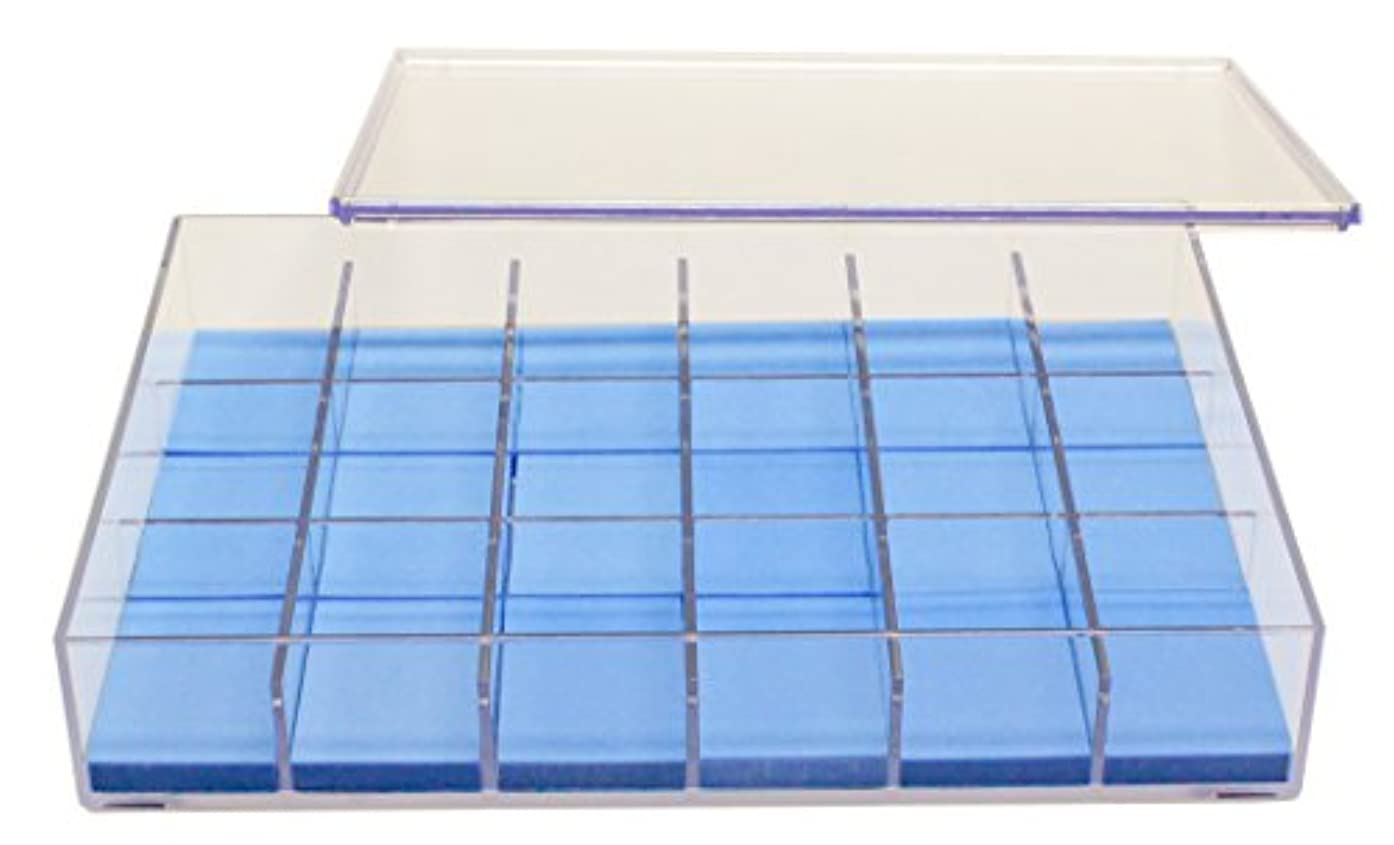 口径いろいろ効率蝶プラ工業 コレクションケース ライターコレクションボックス フラット型 561086