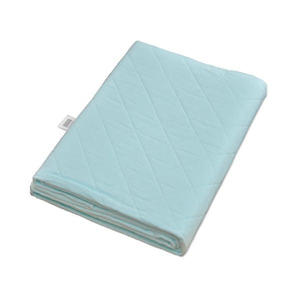 パシーマ キルトケットシングルブルー 1枚の商品画像